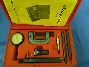 Snap on Pmf 135 Dial Test Indicator Set With Case User s Guide 120910a