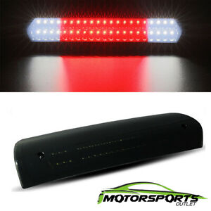 For 2002 2009 Dodge Ram 1500 2500 3500 Led Black 3rd Third Brake Light