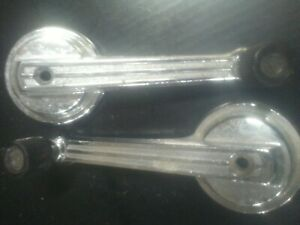 Vintage 1960 s Ford Falcon Fairlane Window Cranks Handles C70b 6223348 b Used