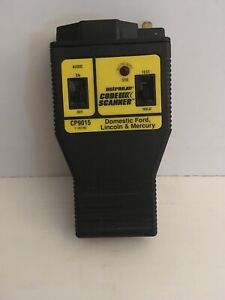 Actron Ford Eec Iv Mcu Code Scanner Lincoln And Mercury Also