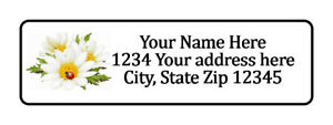 800 Flowers Ladybug Personalized Return Address Labels 1 2 Inch By 1 3 4 Inch