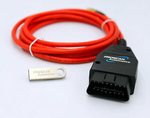 Bmw Enet Esys Ista Diagnostic Coding Obd Cable Tool Launcher Airbag Reset
