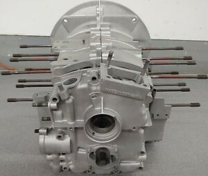 Very Nice Used Original Porsche 356a Engine Block 1958 1600 Normal Non Stamped