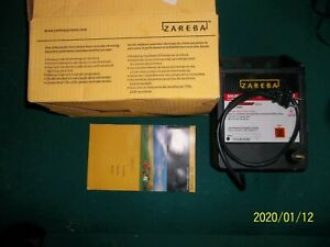 Zareba 415 Solid State Electric Fence Charger Direct Discharge 2 Acre Range