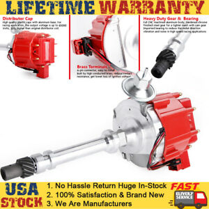 High Performance Hei Distributor For Sbc Bbc 327 350 383 Chevy 8362 59107c