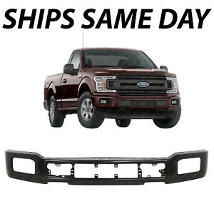 New Primered Steel Front Bumper Face Bar For 2018 2019 Ford F 150 Pickup 18 19
