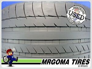 1 Michelin Pilot Sport Ps2 Mo Xl 245 35 18 Used Tire 55 7 Rmng No Patch 2453518