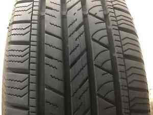 Used P225 65r17 102 H 9 32nds Continental Crosscontact Lx