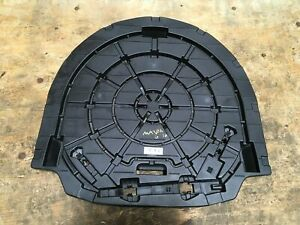 2010 Mazda 6 Rear Trunk Spare Wheel Tire Cover Trim Panel Plastic Oem