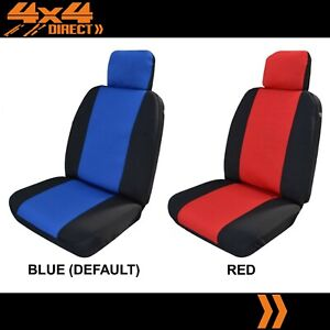 Single Wetsuit Neoprene Seat Cover For Mg Mgb Gt