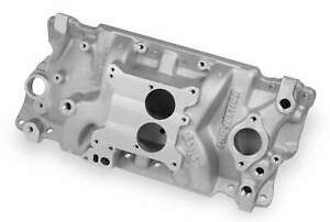 Holley 300 49 Holley Pro Jection Intake Chevy Small Block V8