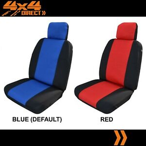 Single Wetsuit Neoprene Seat Cover For Lancia Flaminia Gt