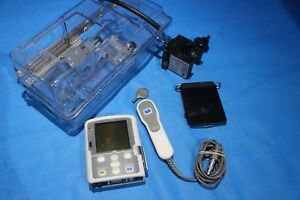 Smiths Medical Cadd Solis 2100 Pump With Case And Pt Dose Cord Mount No Key