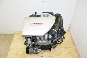 Jdm Honda Acura K24a High Compression Engine Tsx 2 4l Motor Rbb Head K24a2