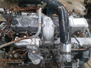 Nissan Ud Ne6t 7 4l 452 Ci Turbo Diesel Heavy Duty Rare Engine Free Shipping 1