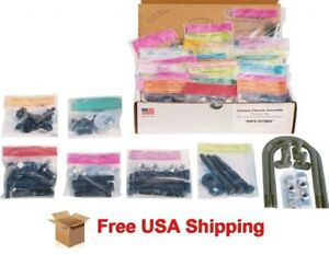 1964 66 Drum Brake Gto Amk Master Chassis Kit 319 Pcs Free Shipping