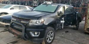 Black Decklid With Tailgate Assist Opt Ppa 5d3 Fits 15 18 Chevrolet Colorado Oem