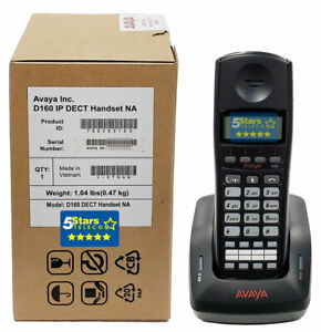 Avaya D160 Wireless Handset 700503100 Brand New 1 Year Warranty