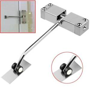 Automatic Mounted Stainless Steel Spring Adjustable Surface Self Door Closer