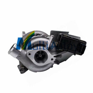 Electric Turbocharger Turbo Gt2052v For Ford Transit Vi 2 4 Tdci 752610 5032s