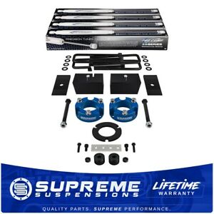 Full 3 F r Lift Kit For 95 04 Tacoma 6lug W Lean Fix Alignment Kits Shocks