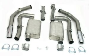 Jba Performance Exhaust 40 2625 99 04 Mustang Svt Cobra Cat Back 40 2625 New