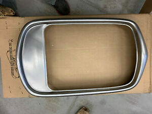 Brookville Roadster 1932 Ford Steel Grill Shell Filled