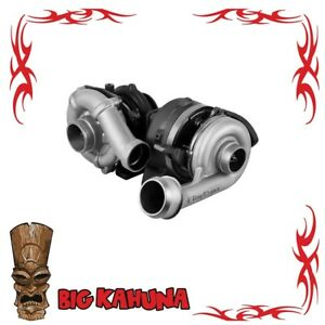 2007 5 2010 Ford 6 4l Twin Turbo Kit For Ford F Series F250 350 550 Excursion