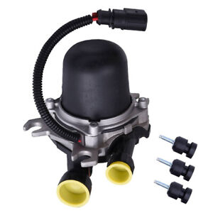 Secondary Air Injection Smog Pump Fits Audi Rs5 Vw Cc Jetta Beetle 07k131333a