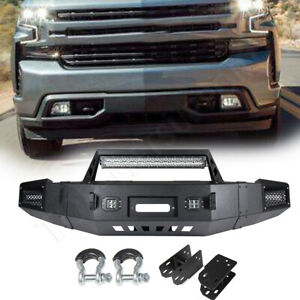 Step Front Bumper Assembly For Chevrolet Silverado 1500 Sierra 1500 2007 2013