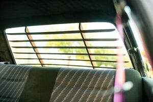 Bmw E30 Catuned Interior Sun Blinds Louver Wood Non Stained