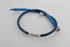 Suhner 104pea Sucoflex Tnc To Sma Rf Test Cable