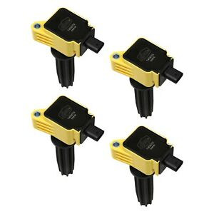 Accel 140670 4 Ecoboost Ignition Super Coil Ford Ecoboost