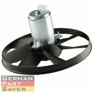 New Radiator Cooling Fan Motor Assembly 1h0959455g Fit Vw Corrado Passat