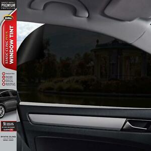 Gila 50146369 5 Static Cling Plus Limo Black 24 X6 5 Window Tint