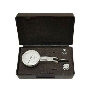 Dial Test Indicator Graduation 0005 Set Reading 0 15 0 7 Jewels White Face