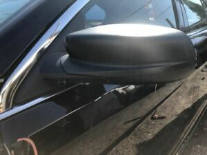Driver Side View Mirror Power Black Textured Fits 13 18 Taurus 271211
