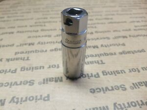 Snap On S9706 3 8 Drive 6 Point 5 8 Sae Spark Plug Socket Excellent Condition