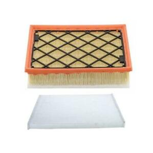 Engine Air Filter And Cabin Air Filter For Ford Edge 2016 2017 Ap