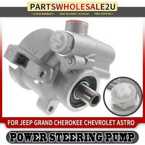 Power Steering Pump For Jeep Cherokee Xj Comanche Chevy Gmc 1987 1995 20 606