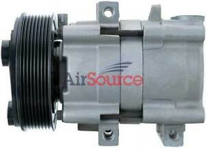 A c Air Compressor For Ford Sterling Trucks 5463 Replaces F77z 19703ab