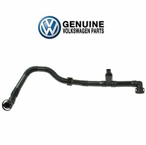 For Volkswagen 2 5l L5 Secondary Air Injection Pump Hose Connector Tube Genuine