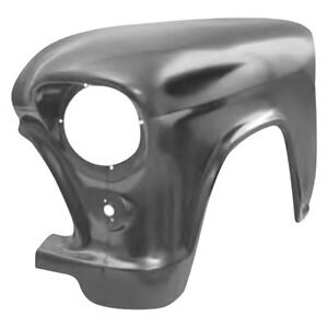 For Chevy Truck 1955 1956 Goodmark Gmk414110055l Front Driver Side Fender
