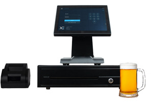 Pos System Touchscreen Cash Register Till System For Nightclub Bar Pub Cafehotel