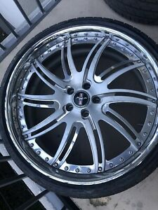 Ford Mustang 22 Rims And Lionhart Tires