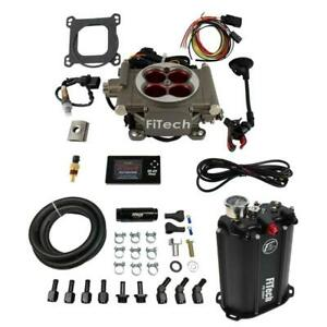Fitech Fuel Injection Master Kit 35203 Go Street Efi Force Fuel 400 Hp Cast