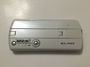 Elmo Mo 1 Visual Presenter Overhead Document Camera White