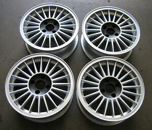 4 Rota R20 Wheels Rims 15x6 0 4x100 Bmw 2002 E10 Alpina Style