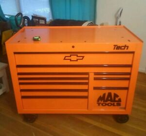 Mac Tools Tech Series Roll Cart Toolbox