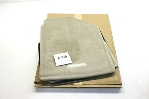 New Oem Nissan Altima Tan Carpeted Floor Mats 2002 2006 999e2 up000bd 4 Piece
